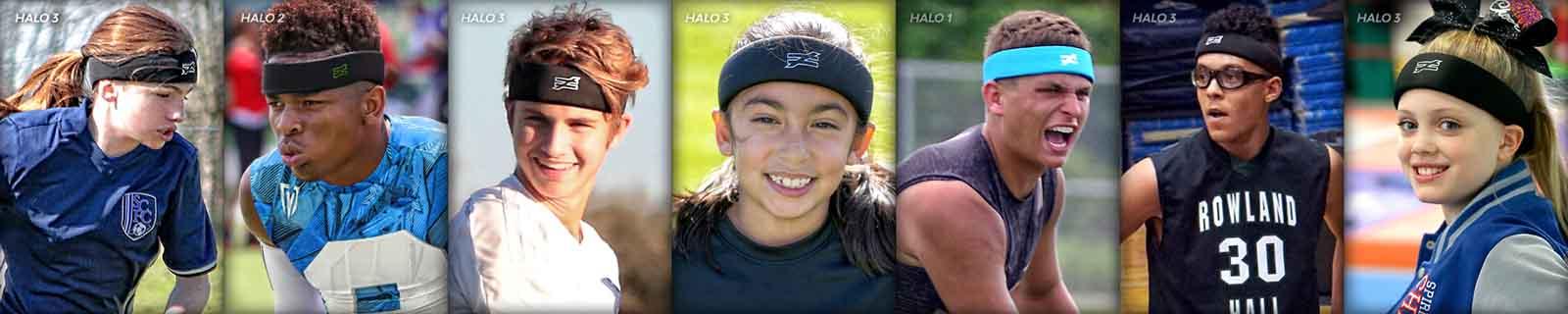 Unequal Performance Halo Headgear Headband
