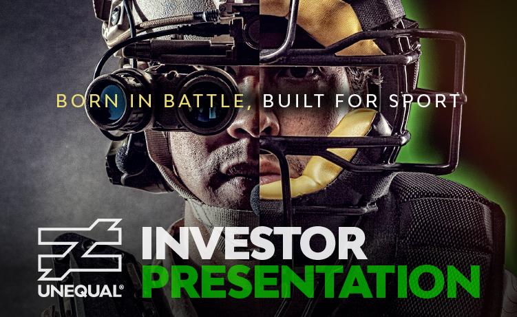 Investors Presentation Document