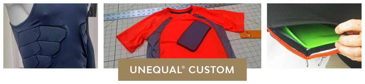 customized sports protection wear