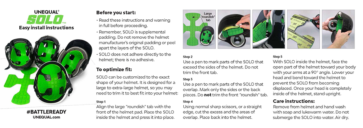 custom-helmet-hat-protective-insert-liner-instructions