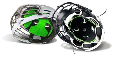 Unequal Football Helmet Armor
