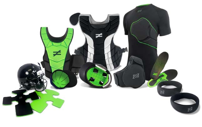 Unequal Protective Sports Wear